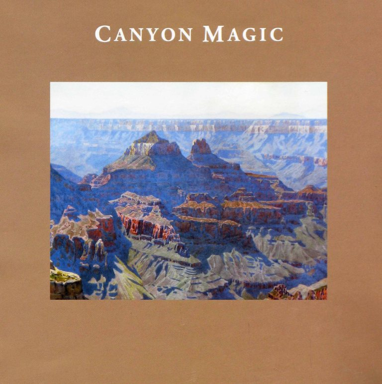 Canyon Magic by Gary Fillmore Kindle