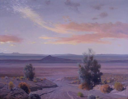 James Swinnerton Morning comes to Death Valley 2