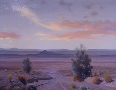 James Swinnerton Morning comes to Death Valley 2