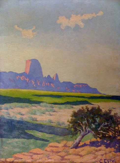 Carl Eytel Monument Valley