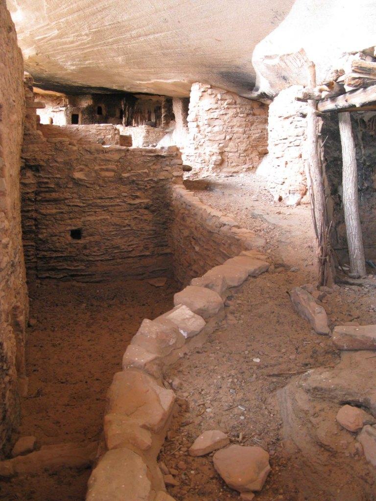 23 Keet Seel Ruins by Gary Fillmore
