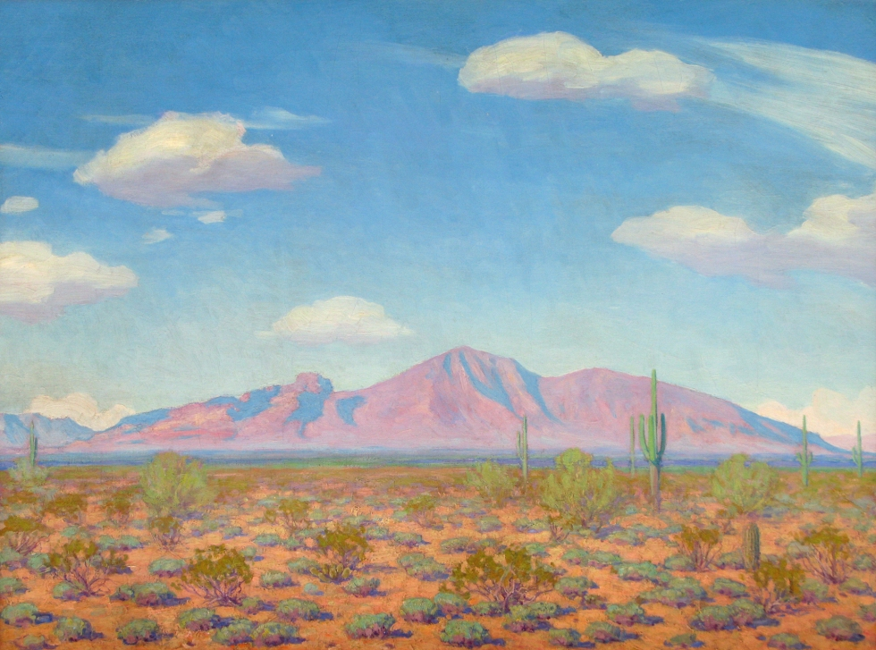 Marjorie Thomas Camelback Mountain