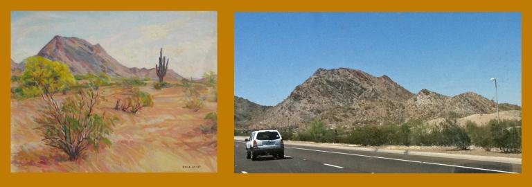 North Phoenix Mountains Dreamy Draw