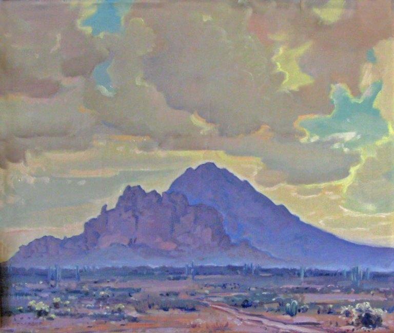 Lon Megargee Camelback Mountain
