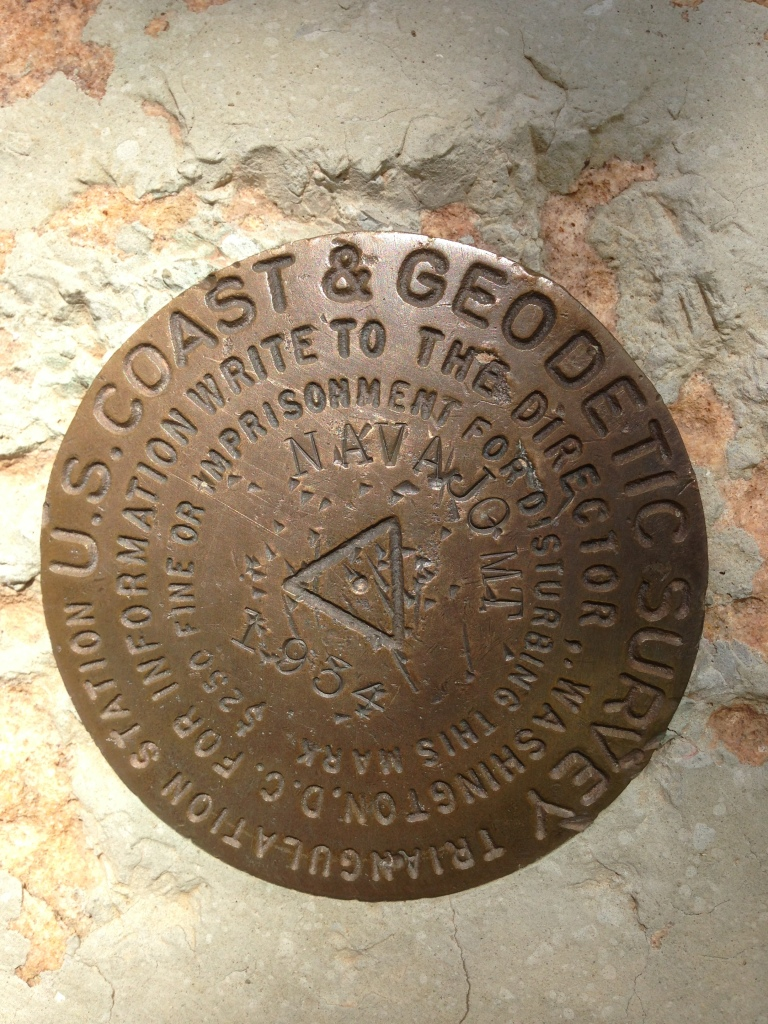 13Navajo Mountain Geological Marker