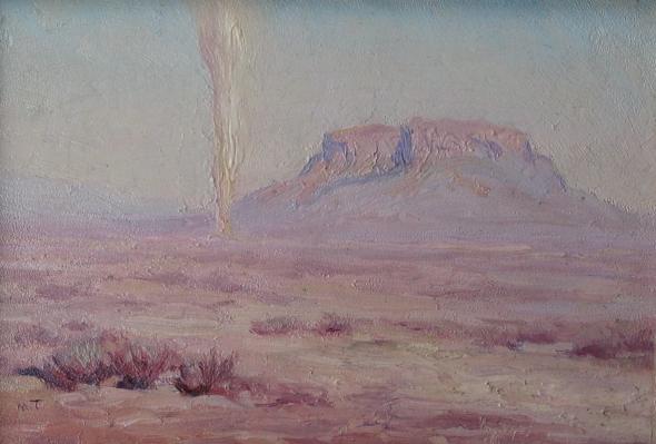 Arizona Dust Devil Marjorie Thomas