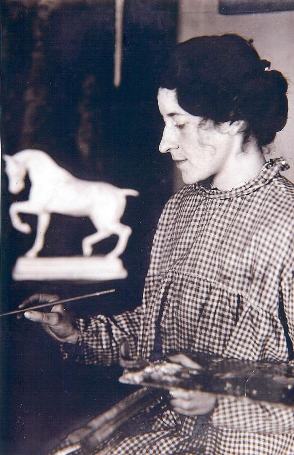photo of Marjorie Thomas courtesy DHFA