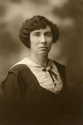 Louisa Wade Wetherill Circa 1915